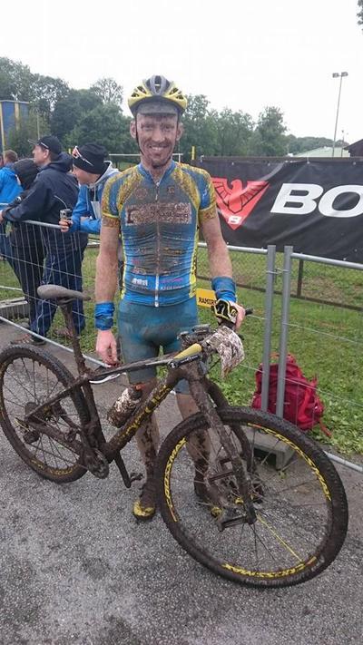 Mullune Rakvere rattamaratoni võitja Caspar Austa