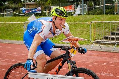 Lauri Malsroos Prantsusmaal EM-il (foto: Arbo Rae)