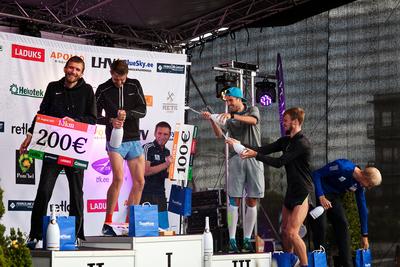 Teist korda toimunud Peetri Jooksu võitis Argo Jõesoo, naistest kaitses esikohta Liina Tšernov