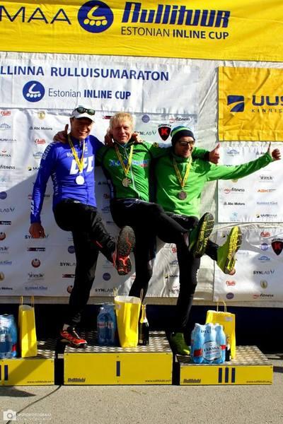 Tallinna Rulluisumaraton / Tallinn Inline Marathon
