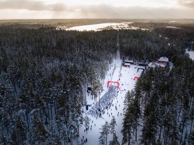 Estoloppeti esimese maratoni võitsid Algo Kärp ja Merilin Jürisaar