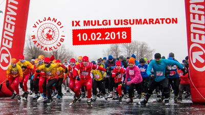 IX Mulgi Uisumaraton / 10.02.2018
