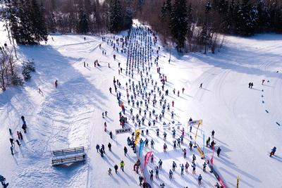 43. Haanja Maratoni võitsid Raido Ränkel ja Tatjana Mannima