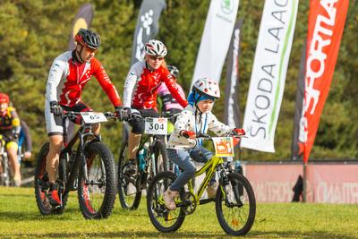 Bosch Eesti Maastikurattasari ootab sportima kogu perega (foto: Viktor Tund)
