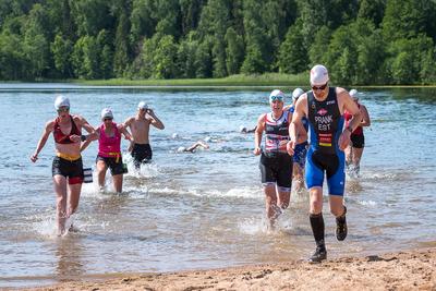 Pühajärve SwimRun Baltic Challenge 2017