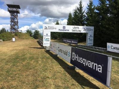Husqvarna Eesti Olümpiakrossi sarja etapi stardikaar Lähtel