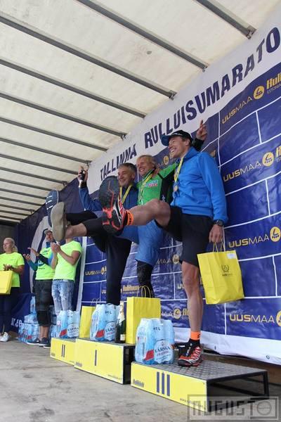 Tallinna Rulluisumaratoni medalistid