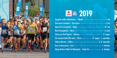 Algas registreerimine Selver Eesti Linnajooksude 2019 hooajale