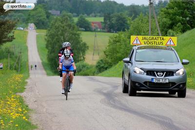 Eesti Meistrivõistlused toimuvad II Jõgeva Rattaralli trassil