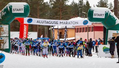 Alutaguse Marathon postponed!