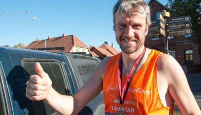 Einar Kaigas - noorim mees üle 30 jooksu klubis
