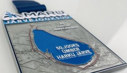 50.jooks ümber Harku järve toimub laupäeval, 31.juulil