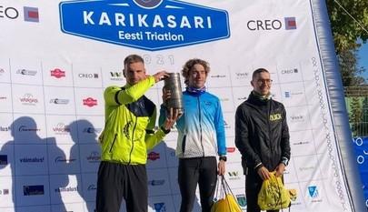 26.Saaremaa Duatlonil selgusid Eesti meistrid duatlonis