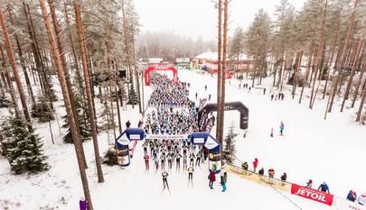 Alutaguse Maraton toimub sellel aastal pikkadel ringidel ning esmakordselt kahepäevasena