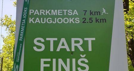 Parkmetsa jooks on ka sel aastal kavas vaid kaugjooksuna