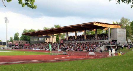 Skechers Suvejooks kolib sel aastal Tamme Staadioni ette