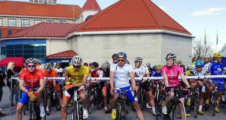 Täna lõppeb registreerimine Eesti Rahva Velotuuri 1. etapile