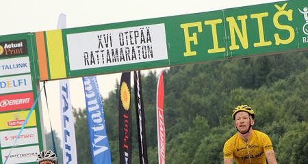 Caspar Austa võitis 16. Otepää Rattamaratoni