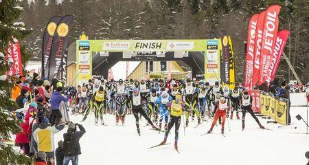 Estoloppeti kolmanda etapi võitsid Algo Kärp ja Kaija Vahtra