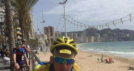 Caspar Austat ootab hooajal ees 40 rattavõistlust: närv on stardis alati sees