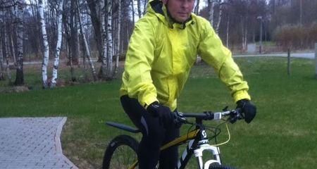 Dzintar Klavan läheb elu esimesele rattavõistlusele