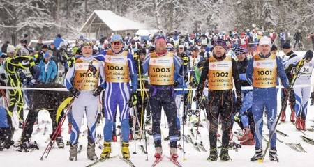 Estoloppeti suusasarja juubelihooaja esimene etapp peetakse 28. jaanuaril