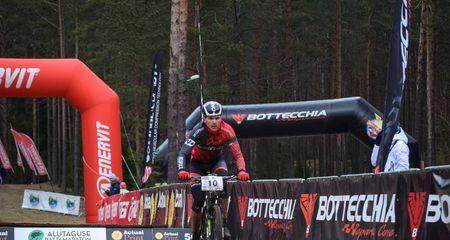 3. Alutaguse Rattamaratoni võitsid Gert Jõeäär ja Greete Steinburg