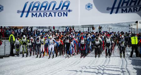 42. Haanja maraton jääb kehvade lumeolude tõttu ära