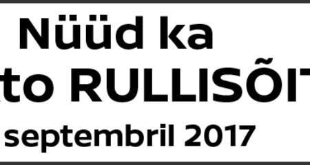 Rullituuri Tallinna etapi eel tasub osa võtta ka Fakto Auto Rullisõidust