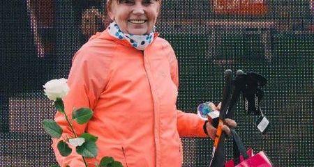 Rekordnaisele oli ümber Viljandi järve jooks elu teine võistlus