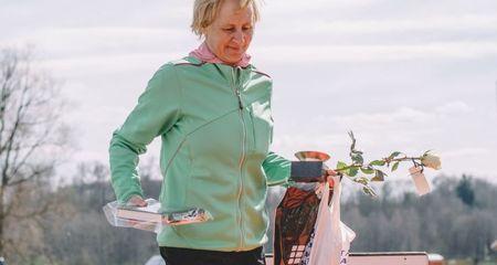 Päri naine Lilian Estorn aitas oma kuulsal tädil jooksu võita