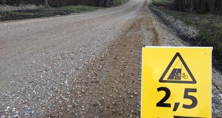 Valga- ja Võrumaa kruusateed ootavad maanteerattureid hooaja avastardile.
