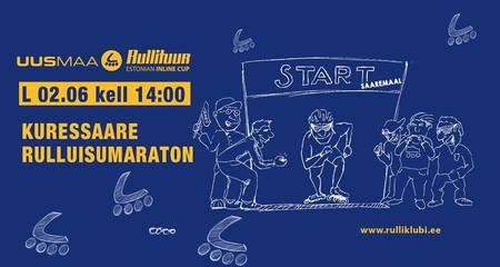Täna on UusMaa Rullituuri Kuressaare etapile registreerimise I soodusvooru viimane päev!