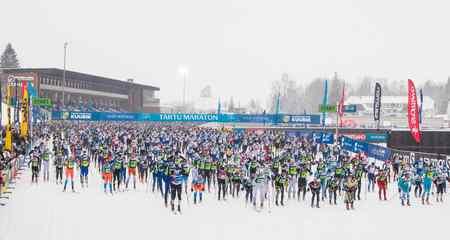 46. Tartu Maraton toimub täies mahus