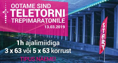 Teletorni Trepimaraton 2019