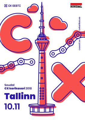 SOUDAL Eesti CX Karikasari VI etapp - Tallinna CX/ Tallinna Meistrivõistlused cyclo-crossis