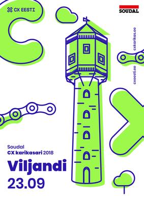 SOUDAL Eesti CX Karikasari I etapp - Viljandi CX