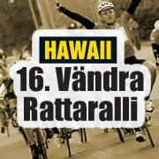 Hawaii 16. Vändra Rattaralli