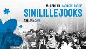 Sinilillejooks TALLINN 2020
