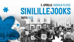 Sinilillejooks TARTU 2020