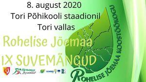Rohelise Jõemaa IX SUVEMÄNGUD