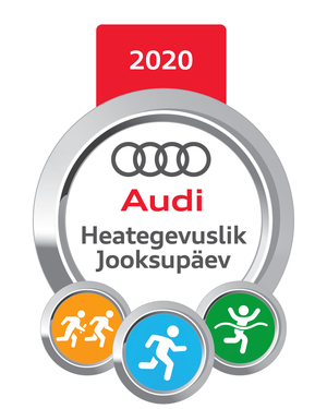 2020 Audi Vana-aasta jooksupäev