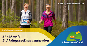 2. Alutaguse Elamusmaraton