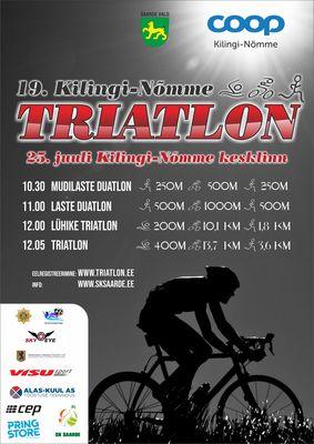 Kilingi-Nõmme triatlon