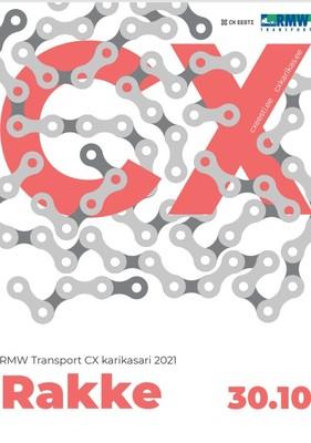 RMW Transport CX5 - RAKKE CX