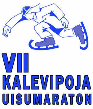 Kalevipoja VII Uisumaraton - EI TOIMU!!!